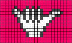 Alpha pattern #26788 variation #92026