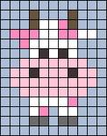 Alpha pattern #34187 variation #92035