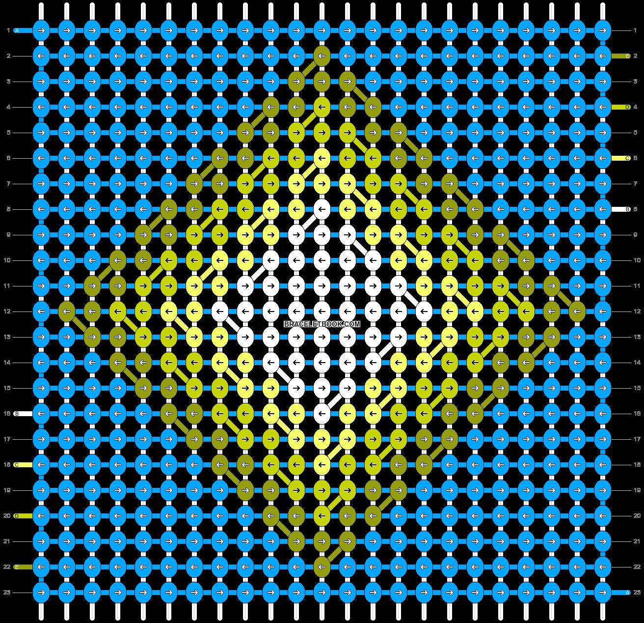 Alpha pattern #54385 variation #92138 pattern