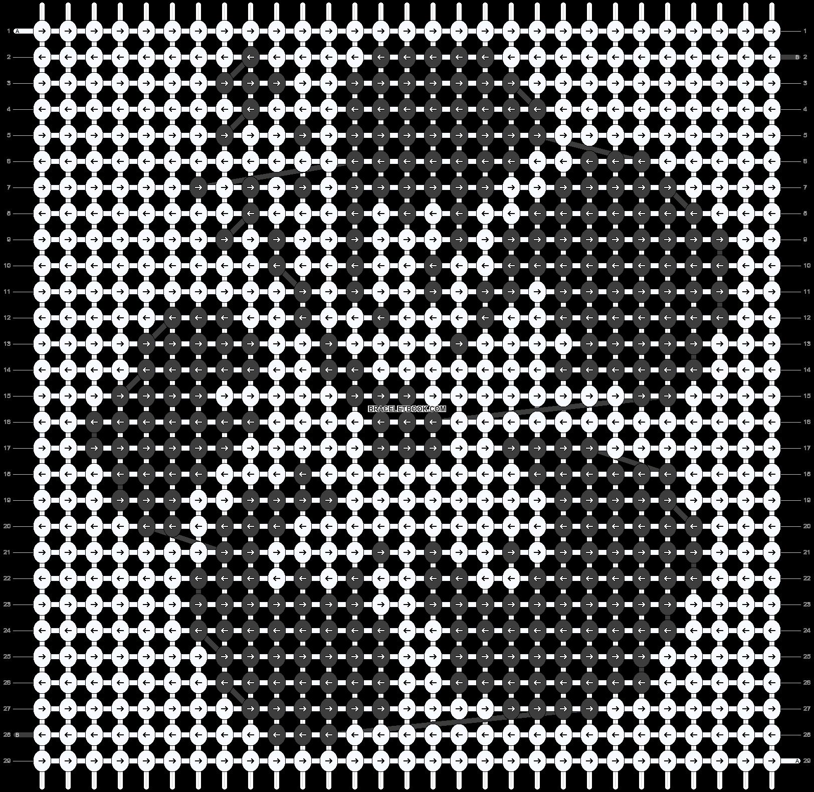 Alpha pattern #42563 variation #92148 pattern