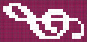 Alpha pattern #18296 variation #92152