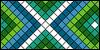 Normal pattern #2146 variation #92225
