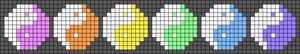 Alpha pattern #13509 variation #92226