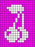 Alpha pattern #46385 variation #92230