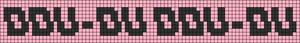 Alpha pattern #54311 variation #92231