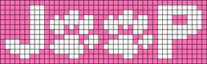 Alpha pattern #51725 variation #92232
