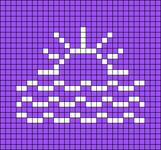 Alpha pattern #50260 variation #92239