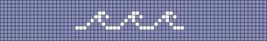 Alpha pattern #38672 variation #92241