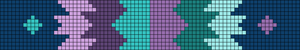 Alpha pattern #35730 variation #92253