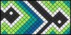 Normal pattern #54387 variation #92283