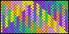 Normal pattern #30500 variation #92293