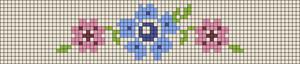 Alpha pattern #20956 variation #92296