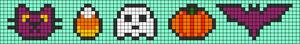 Alpha pattern #54404 variation #92298