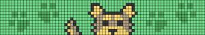 Alpha pattern #54195 variation #92316