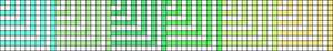 Alpha pattern #53348 variation #92328