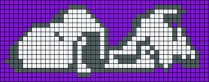 Alpha pattern #2194 variation #92330