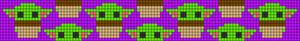 Alpha pattern #44447 variation #92332