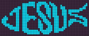 Alpha pattern #7624 variation #92333