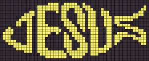 Alpha pattern #7624 variation #92334