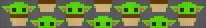 Alpha pattern #44447 variation #92335