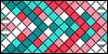 Normal pattern #52543 variation #92354