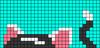 Alpha pattern #34270 variation #92357