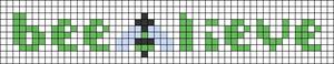 Alpha pattern #49046 variation #92359