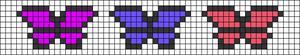 Alpha pattern #49923 variation #92361