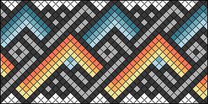 Normal pattern #54392 variation #92407