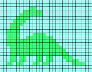 Alpha pattern #54420 variation #92431