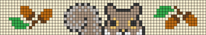 Alpha pattern #53372 variation #92433