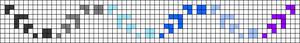 Alpha pattern #49544 variation #92440