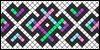 Normal pattern #26051 variation #92466