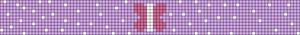 Alpha pattern #54382 variation #92468