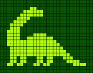 Alpha pattern #54420 variation #92498