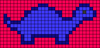 Alpha pattern #54448 variation #92511