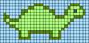 Alpha pattern #54448 variation #92516