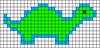 Alpha pattern #54448 variation #92521