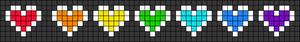 Alpha pattern #20679 variation #92541
