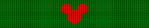 Alpha pattern #54139 variation #92564