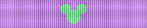 Alpha pattern #54139 variation #92567