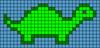 Alpha pattern #54448 variation #92586