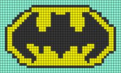 Alpha pattern #54411 variation #92587