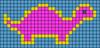 Alpha pattern #54448 variation #92590
