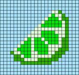 Alpha pattern #54244 variation #92672