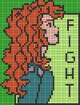 Alpha pattern #54493 variation #92760