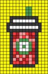 Alpha pattern #54485 variation #92767