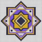 Alpha pattern #54491 variation #92771