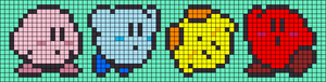 Alpha pattern #25831 variation #92782