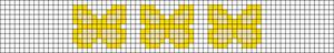 Alpha pattern #36093 variation #92823